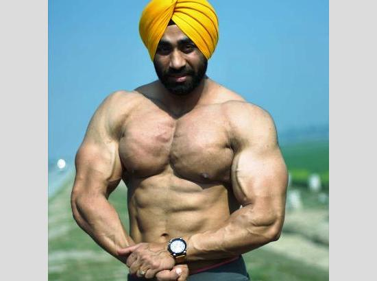 Journey of a vegetarian bodybuilder - Harminder Dulowal
