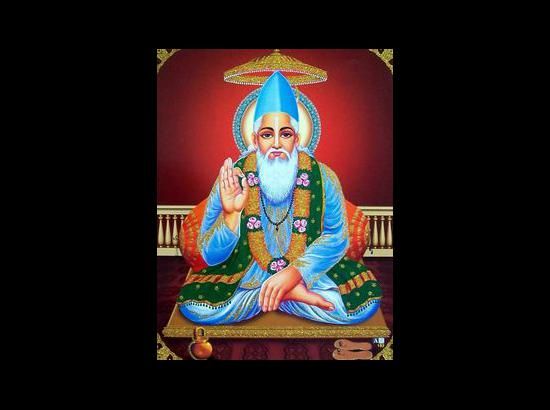 Kabir Das  – a saint with a sign of life management in two-line couplets