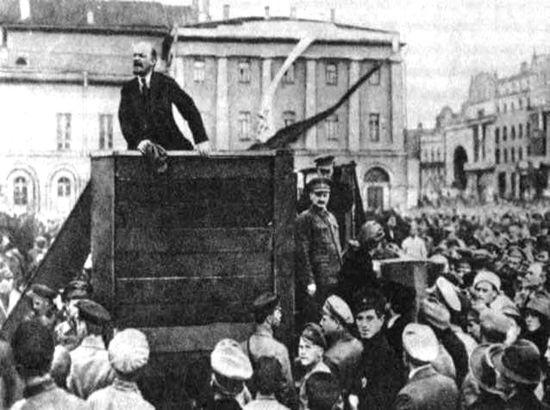 All power to the Soviets: The Great 'October' Revolution 100 years hence