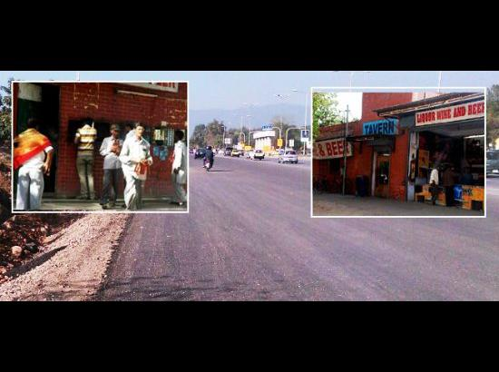Liquor ban : Focus needs to shift to stricter road vigils and drunken driving
