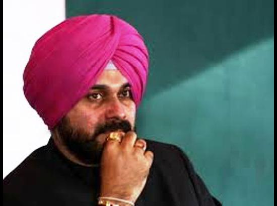 Let Navjot Singh Sidhu speaks himself - AAP