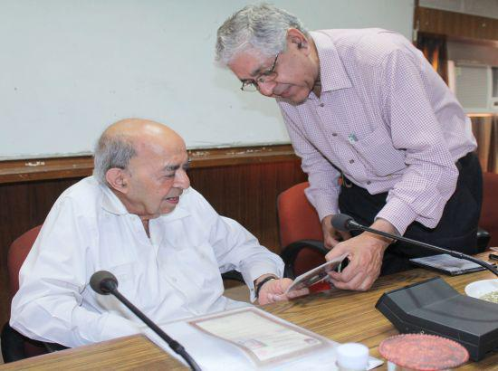 Nihal Singh was the last of the Gentlemen Editors