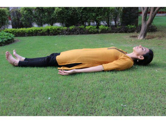 Yoga helps overcome Insomania, here's is how?