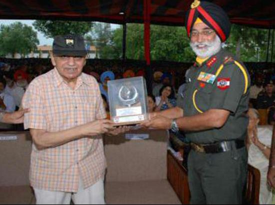Tribute to Col (retd) Haripal Kaushik by a fellow officer