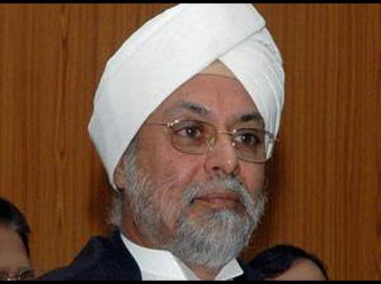 Will Media Apologize To Justice Khehar For Presenting Him As Sikh Chief Justice ....? Asks Pawan Bansal