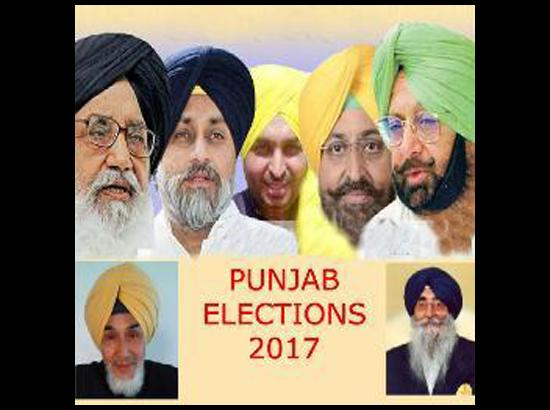Punjab Poll Scene : Where Ghuggi's have become Warraichs..... By Dr Promod Kumar