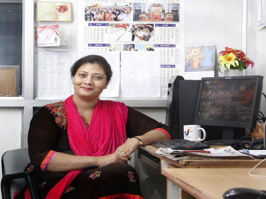 Journalist Rachna Khaira - the inspiration behind an award