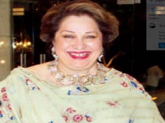 Raj Kapoor's daughter Ritu Nanda passes away
