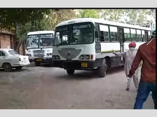 Punjab notifies Guidelines for plying buses/ vehicles , UT Chandigarh excluded