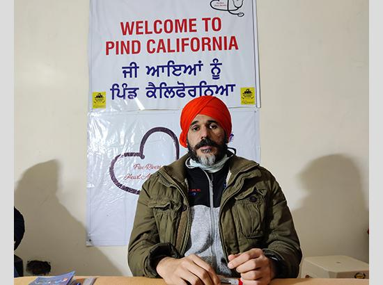 'Pind California' Welcomes You At Tikri Border: A Unique Initiative By US Based Heart Spec