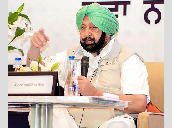 Punjab demands 50 MT additional O2 allocation & 20 more tankers, CM writes to PM Modi & Am