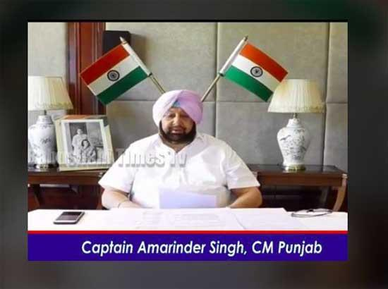 Akalis have sold out Punjab's interests by supporting anti-farmer ordinances, Says Capt. A