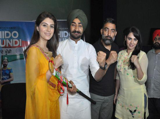 Punjabi film on Hockey 'Khido Khundi' set to hit theaters