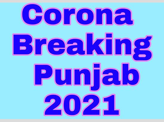 39 deaths, 2634 new Covid Positive cases reported in Punjab