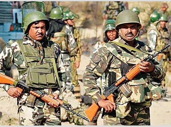 13 CRPF personnel who were to deploy for Amarinder's security test positive