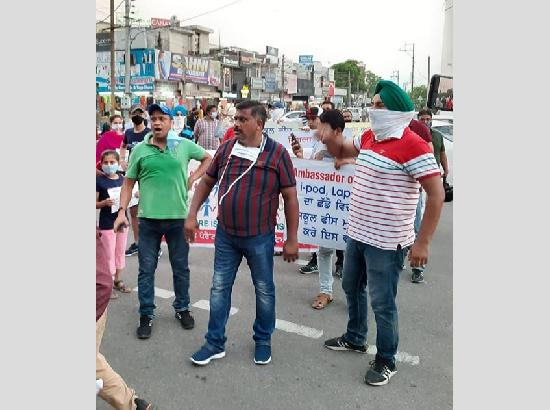Patiala: Demonstrators booked for violating covid-19 guidelines