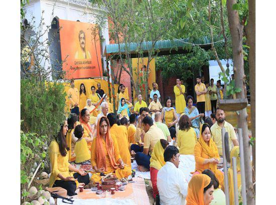 Dhyan Foundation, ICHR organize World Peace Maha Yagya