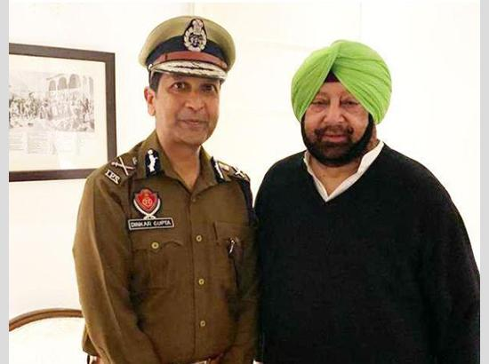 CAT quashes Dinkar Gupta's appointment as DGP; Amarinder backs Gupta ( Read Complete Judgement )