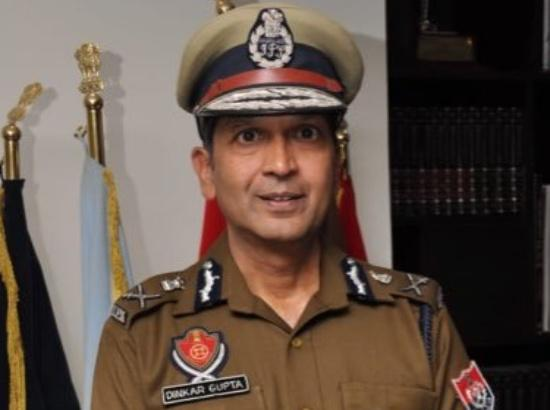 Withdraw unauthorised  security persons or face pay-cut : DGP Punjab to district chiefs