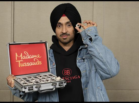 Diljit Dosanjh to join other icons at