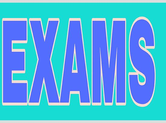 Punjab asks Centre , UGC to review decision to hold exams