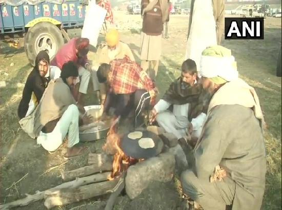 'We are here for long haul': Farmers start gathering at Delhi's Burari Ground