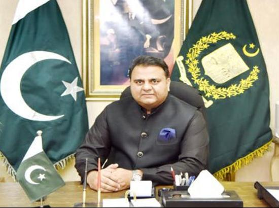 Pakistan still willing to open Kartarpur crossing despite India's refusal to talk: Fawad Chaudhry