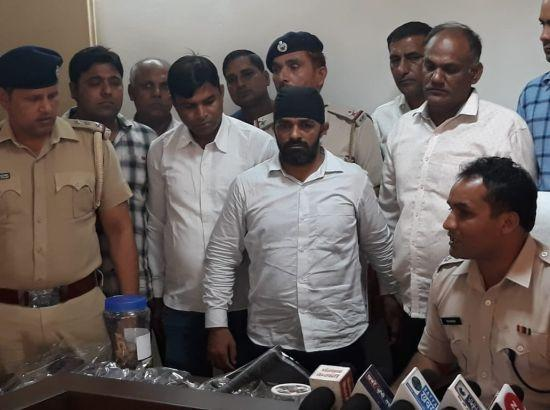 Most wanted Haryana gangster in police net, carried Rs 50,000 reward for his arrest
