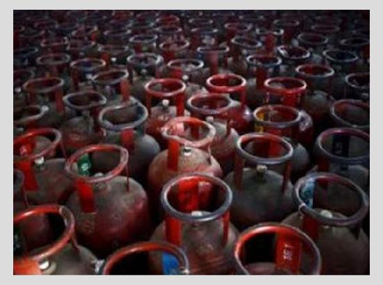 District Administration ensures supply of 87454 LPG gas cylinders
