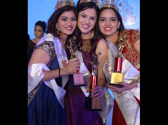 Grand finale of Mrs Punjab Pride of Nation 2017 concludes