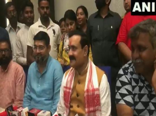 MP Minister Narottam Mishra takes a dig at West Bengal CM, BSP leader Mukhtar Ansari with 'wheelchair' remark