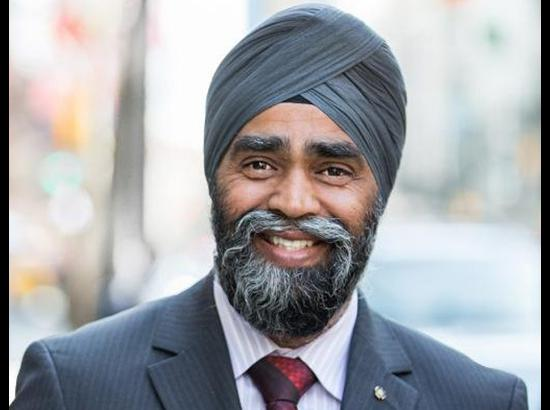 Sajjan gets warm welcome at his native village Bambeli