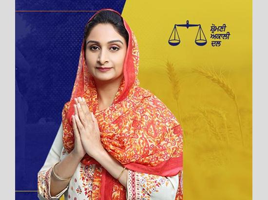 Harsimrat Badal tests positive for corona