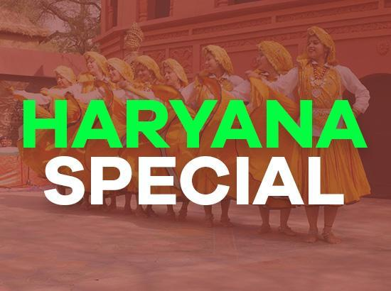 13 officers/officials of Haryana transferred