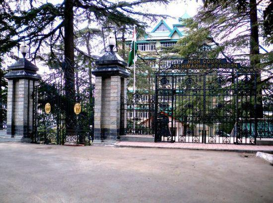 Convert iconic Shimla Town Hall into library