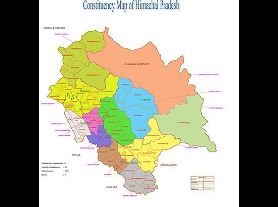 Himachal Assembly elections to be held on November 09 ( Full details )