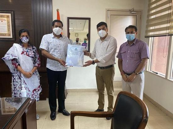 District Administration appreciates humanitarian gesture of Wipro Enterprises