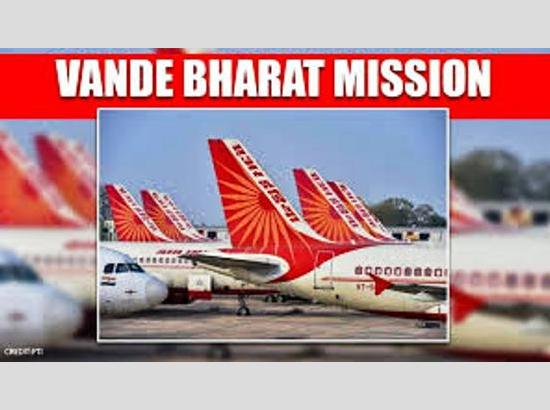 Vande Bharat Mission: Over 800 stranded Indians return home on four repatriation flights