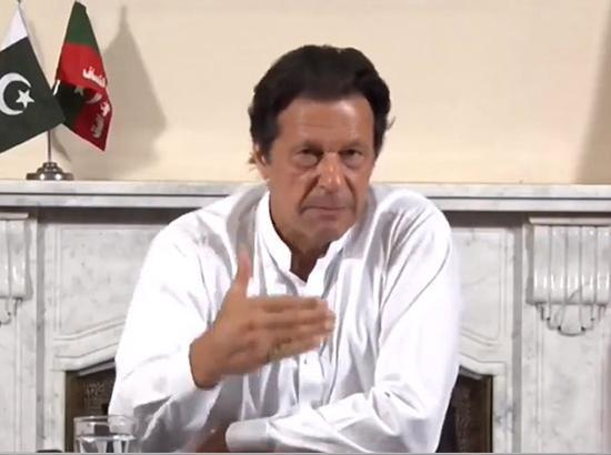 Imran Khan breaks silence on Pulwama , says provides credible information , Pak will act