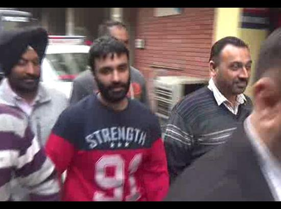 Jaggi Johal's police remand extended in RSS shakha firing case