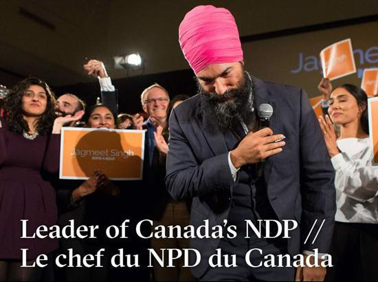 Canadian Sikh leader slammed for 'genocide' tag to 1984 riots