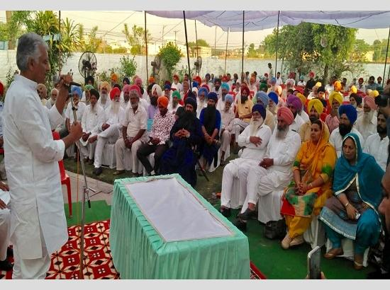 Badal's inaction after sacrilege of Guru Granth Sahib raises questions on his intention: