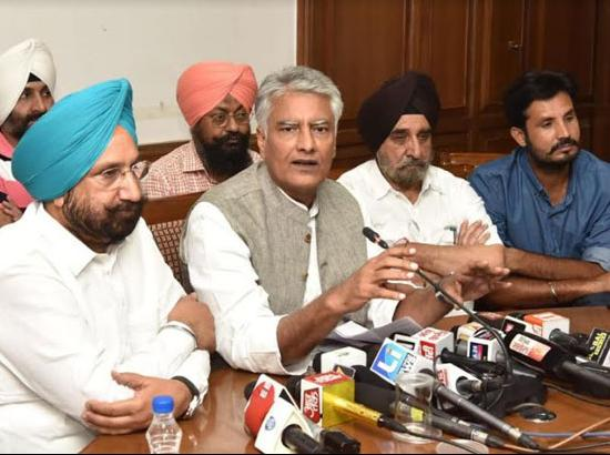 Jakhar Flays Sukhbir As General Dyer Of Behbal Kalan, Calls For Thorough Probe Into His