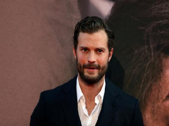 Jamie Dornan's father dies of COVID-19