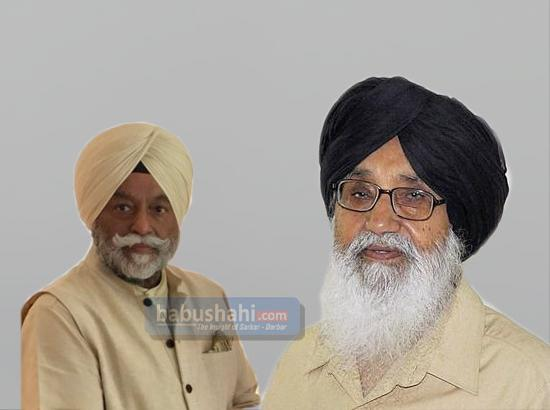 Sacrilege Report: Former CM Badal was fully aware of Police action against Sikh protester