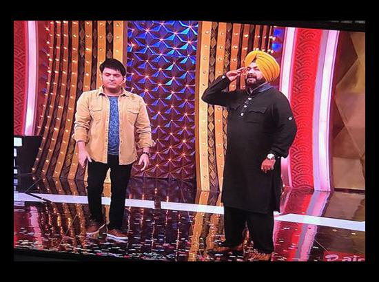 Kapil Sharma's show goes off air, Navjot Sidhu is unaware