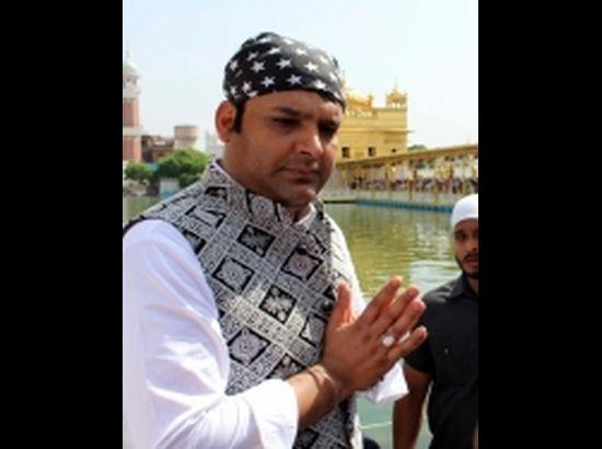 Kapil Sharma says he's soon returning with his show