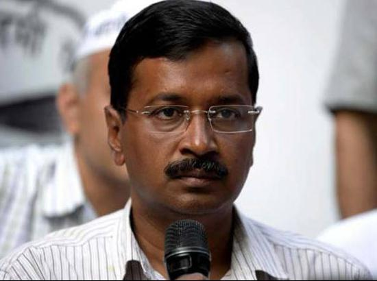 No poll pact with TMC in Punjab: Kejriwal