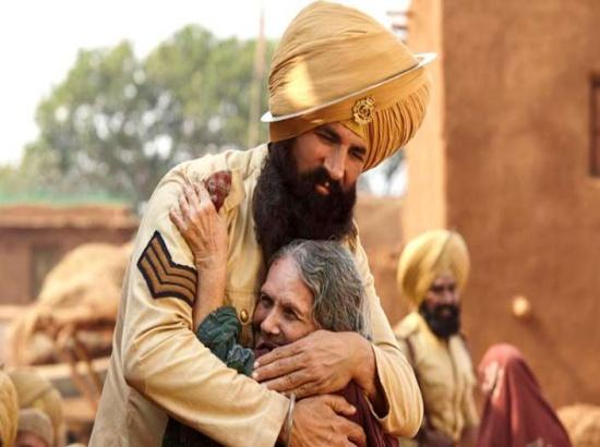 Kesari hits box office with 21.06 cr, becomes Akshay's 2nd biggest opener