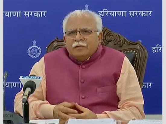 Haryana CM is well-rested, vitals parameters are normal